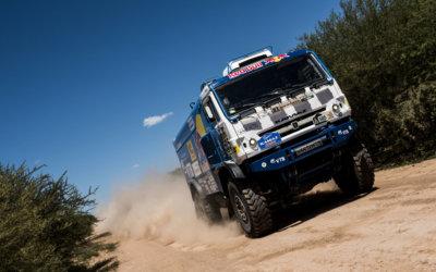 Kamaz podría no participar del Dakar a partir de 2018
