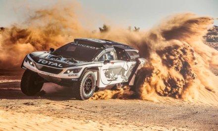 Red Bull – Alineación de pilotos Dakar 2017