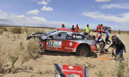 La Etapa 4 del Dakar se cobró la carrera de varios candidatos