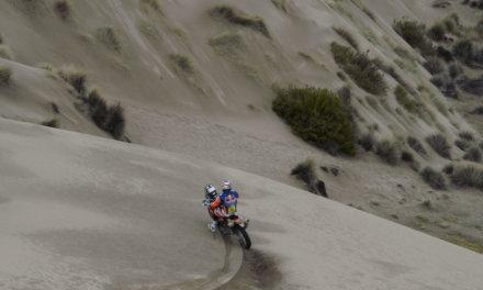 Motos: Brabec sorprendió a Gonçalvez y ganó la etapa 7