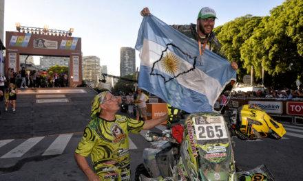 Dakar 2018 en Argentina: video oficial