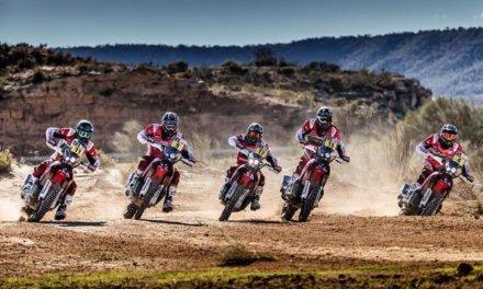 Presentación Honda Monster – Dakar 2017