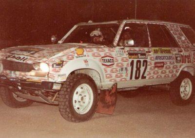 '82 Dangel 504 Paris-Dakar