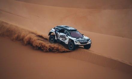 Shakedown Peugeot 3008 DKR – Dakar 2017