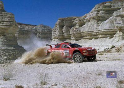 Citroen ZX Dakar 2