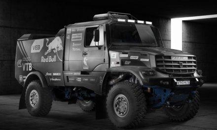 Adelanto: Kamaz Dakar 2017