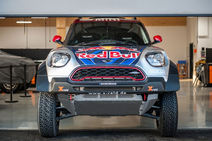 MINI JCW 2017 MINI John Cooper Works Rally Image Credit: BMW Group