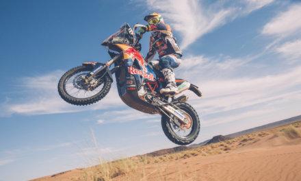 Presentación KTM – Dakar 2017