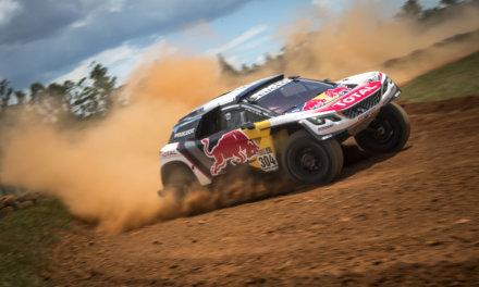 Shakedown Peugeot – Previa Dakar 2017