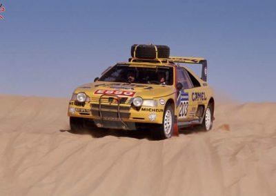 Peugeot 405 T16 Dakar