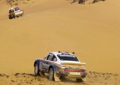 Porche Dakar 1984