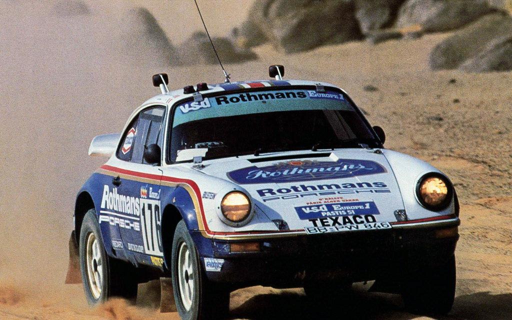 El día que Porsche conquistó el desierto