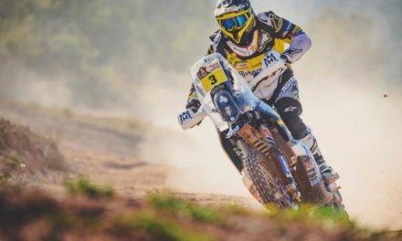 Presentación Husqvarna – Dakar 2017