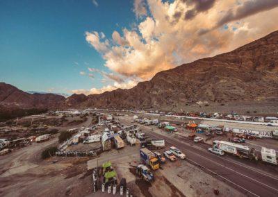 © RED BULL MEDIA HOUSE The bivouac of Rally Dakar 2017 in San Juan, Argentina on January 12, 2017.