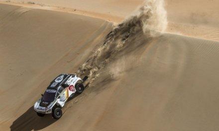 Abu Dabi Desert Challenge: Al Qassimi se queda con el triunfo