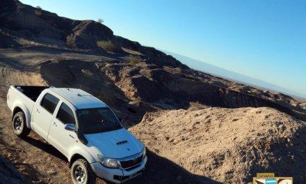 Confirmado el recorrido para el Desafío Ruta 40 Norte 2017