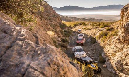 Desafío Ruta 40 Sur: el recorrido y participantes