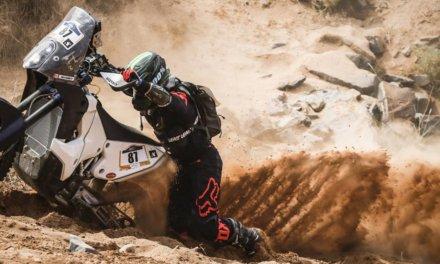 El argentino Franco Caimi ganó la especial del día 4 en Merzouga