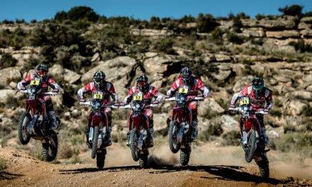 Honda HRC participará con su Dream Team en el Desafío Ruta 40 Norte