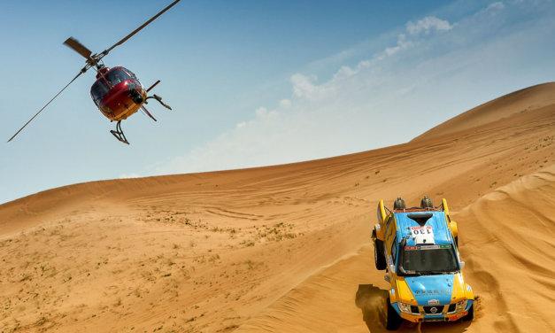Ma Hailong se quedó con el Dakar Series de China