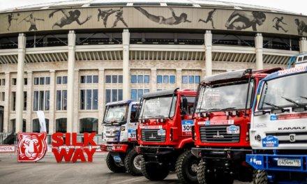 Silk Way Rally 2017: Llegó el gran día