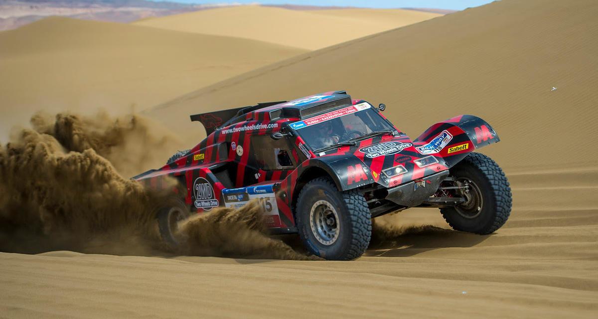 Silk Way Rally: Sorpresas en la etapa 10
