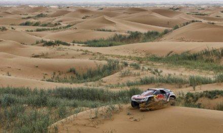 Silk Way Rally: Despres repite una victoria asombrosa tras la llegada a Xi'An