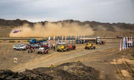 Silk Way Rally Etapa 11: Peugeot por delante de MINI, Tatra por delante de Kamaz