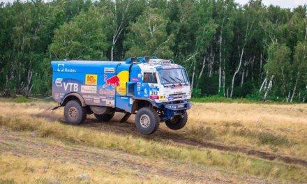 Silk Way Rally: Kamaz se lleva (casi) todo en la etapa 5
