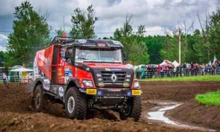 SilkWayRally: Peterhansel y Van Den Brink dominaron la segunda jornada