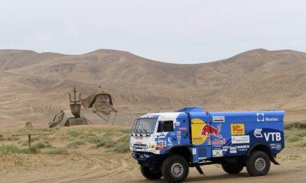 Silk Way Rally: Sotnikov es el nuevo emperador de la dinastía Kamaz