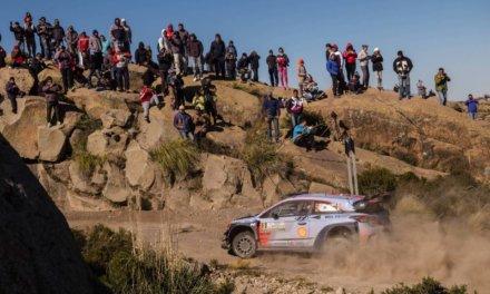Thierry Neuville se quedó con el Rally de Argentina image