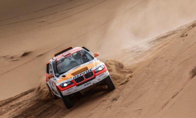 Galería: Isidre Esteve en el Rally OiLibya de Marruecos