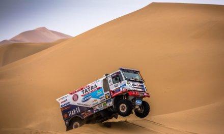 Videos: Así se prepara Buggyra para el Dakar 2018