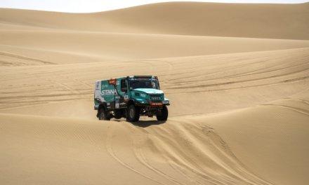 Marruecos: Ardavichus ganó la cuarta etapa, pero Villagra sigue dominando la general