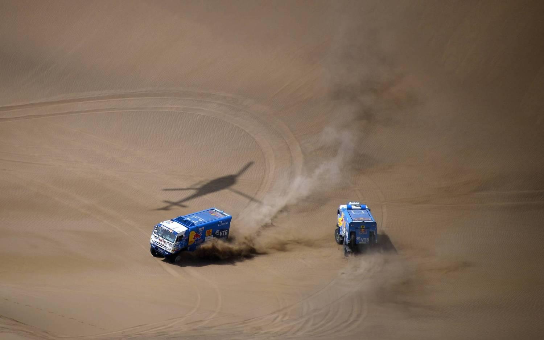Silk Way Rally: Benjamin Cremel / DPPI / Red Bull Content Pool