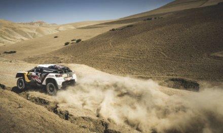 Marruecos: Loeb y Quintanilla son los más rápidos en la etapa 1
