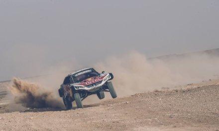 Imperdible: los entrenamientos de Peugeot de cara al Dakar 2018