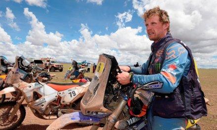 Rally OiLibya: Van Beveren logra la victoria en la etapa 4