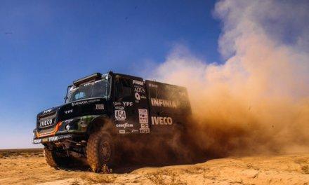 Villagra continúa firme en Marruecos
