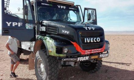 Villagra triunfó en la etapa 1 del Rallye OiLibya