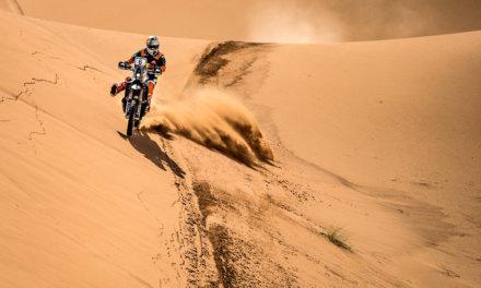Walkner triunfó en Marruecos, pero Quintanilla es el campeón del mundo