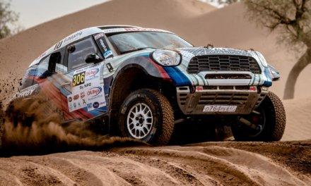 Galería: Lo mejor de Mini en el Rally OiLibya de Marruecos