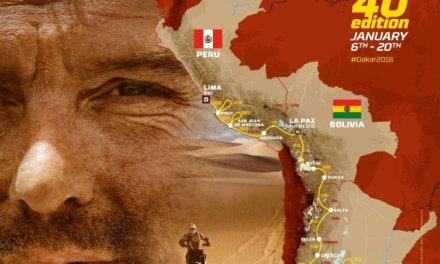 Dakar 2018: El recorrido