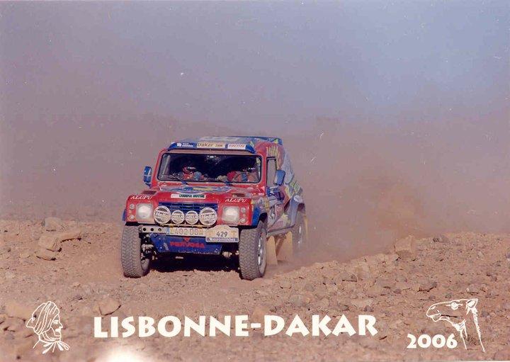 Sport Drive Dakar, un equipo aventurero de amigos 3