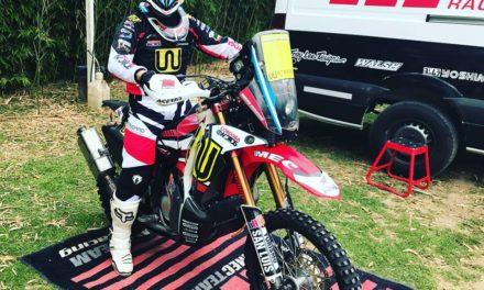 Martin Duplessis correrá el Dakar 2018 con MEC Team