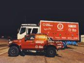 Los equipos ya están en Le Havre y partirán rumbo al Dakar 2018