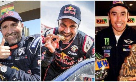 Los favoritos del Dakar 2018, según ASO
