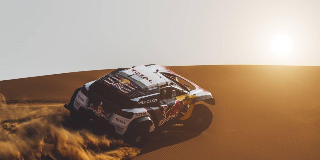 Video: El nuevo Peugeot 3008 DKR Maxi en todo su esplendor