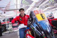 Paulo Gonçalves no correrá el Dakar 2018 y será reemplazado por Nacho Cornejo